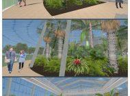 Galați, un paradis tropical. Cea mai tare seră cu plante exotice din țară se construiește în oraș