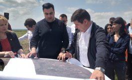 VIDEO/Fly to Braniștea. Ministrul Răzvan Cuc a anunțat că în județul Galați va fi construit un aeroport