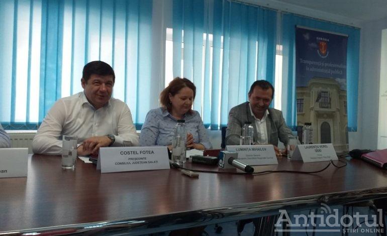 Spitalul de la Tg. Bujor va fi consolidat și modernizat cu fonduri europene