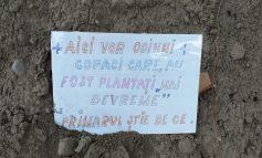 Oare ce știe primarul? Un gălățean a lăsat un mesaj misterios primarului Ionuț Pucheanu