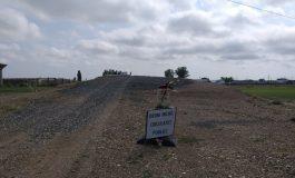 VIDEO/Contractul pentru realizarea centurii orașului Tecuci, rupt de ministrul Transporturilor. Șoseaua a rămas în aer