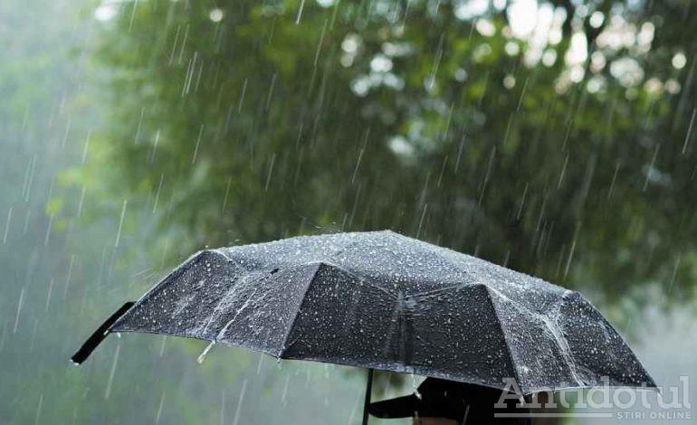 UPDATE/Vine vijelia: cod galben de vreme rea la Galați și Brăila. Autoritățile îi sfătuiesc pe oameni să stea în casă