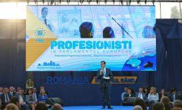 Programul PNL pentru europarlamentare - seriozitate și competență (P)