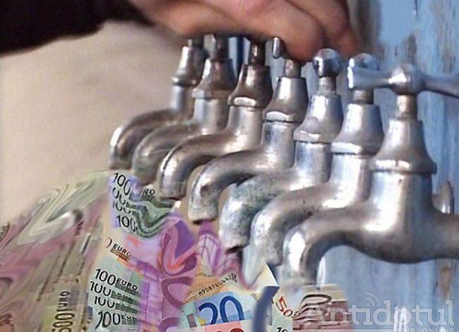 Apa chioară se scumpește iar canalizarea tinde spre serviciu de lux