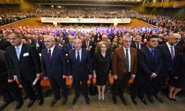 Câţi bani au cheltuit partidele pentru euroalegeri. PSD, campion la tocat bani de la stat