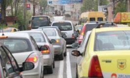 VIDEO Blocaţi în trafic 40 de minute. Vizita preşedintelui Egiptului a blocat drumul şoferilor spre Otopeni