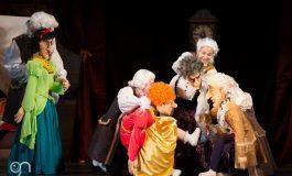 Cenuşăreasa, cea mai îndrăgită poveste pentru copii, la Teatrul Gulliver