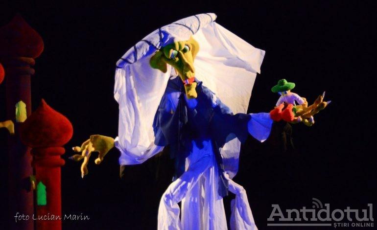 Povestea isteţului Muck cel mic, la Teatrul Gulliver