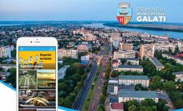 Avertisment de călătorie pentru turiști: Primăria din Galați, orașul binecuvântat de Dunăre, minte cu nerușinare