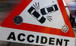 Ialomiţa: Cinci victime, între care şi un copil de 10 ani, într-un accident la Manasia
