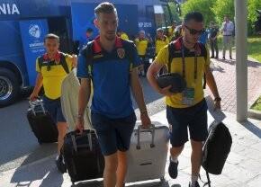 GERMANIA U21 – ROMÂNIA U21 // GALERIE FOTO Naționala U21 a ajuns la hotelul din Bologna » Imagini în exclusivitate surprinse de reporterii GSP