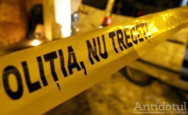 Crimă odioasă la Galați. Trupul unei femei a fost găsit secționat pe centură, în apropierea cimitirului