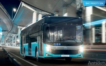 O companie românească cu patroni turci va fabrica autobuze pentru gălățeni. Autovehiculele vor fi livrate până la sfârșitul anului