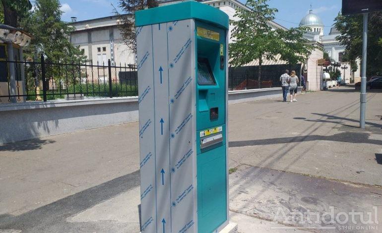 Dihănii verzi au invadat centrul orașului Galați. Primăria instalează sistemul de e-ticketing