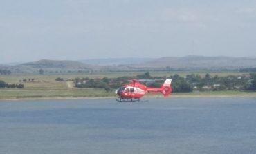 Misiune de recuperare pe Dunăre: salvatorii de la ISU caută un bărbat care s-a aruncat în apă