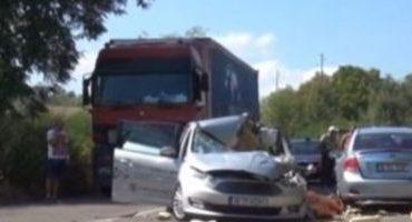 TRAGEDIE Doi români au murit într-un accident în Bulgaria: familia se întorcea din vacanţă