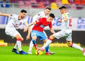 FCSB – HERMANNSTADT 0-0 // liveTEXT » Bogdan Andone debutează și în Liga 1, după succesul din preliminariile Europa League