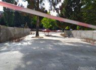 GALERIE FOTO/La Romarta e beton. Marea modernizare a înjumătățit spațiul verde