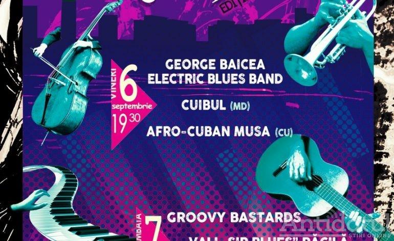 Toamna începe pe acorduri de jazz & blues: Danube Jazz & Blues Festival ajuns la a VI-a ediție