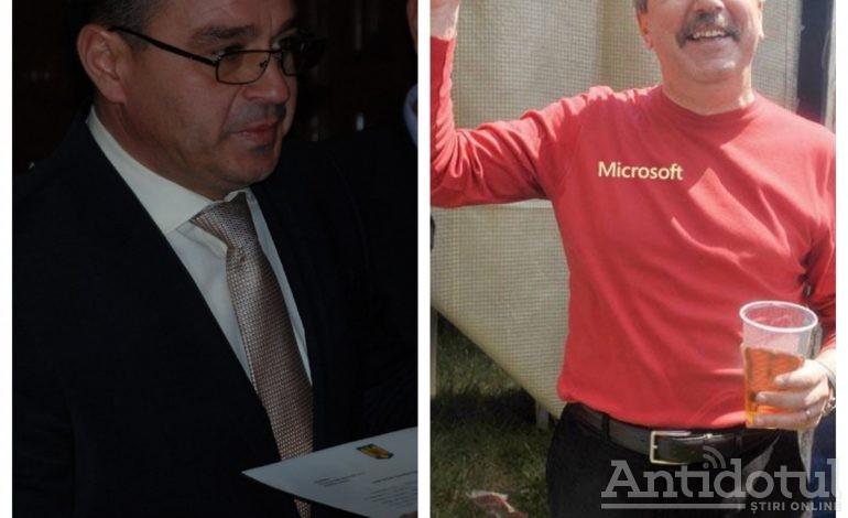 Lui Nicolae Marin, jugulara politică a lui Nica începe să i se pară soft. Microsoft!