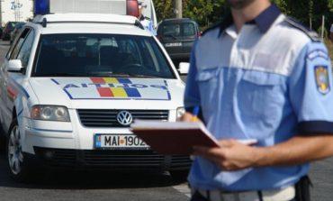 Polițiștii gălățeni, chelneri/ curieri pentru infractori