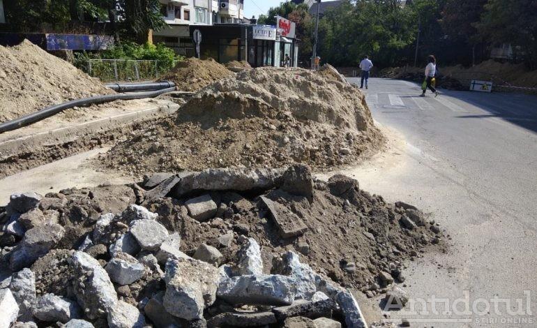 Agora promisă de primarul Ionuț Pucheanu prinde contur. Sâmbătă, o parte din centrul orașului Galați va fi doar pentru pietoni