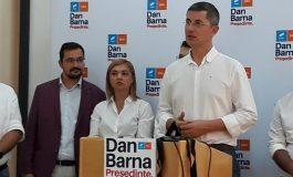 """Dan Barna, la Galați: alianța Pro România-ALDE este o """"prosteală"""" și o """"schimbare de perdele"""""""