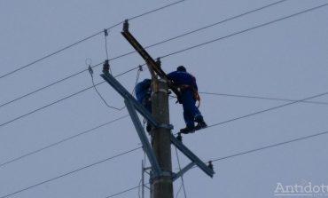 Avarie mamut la rețeau electrică. Aproape jumătate din orașul Galați, în beznă