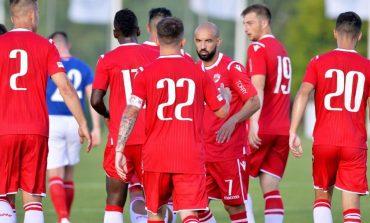 Dinamo, victorie la scor într-un amical cu Arsenal Tunari » Hattrick-uri pentru Moldoveanu și Grigore + Puljic, titular