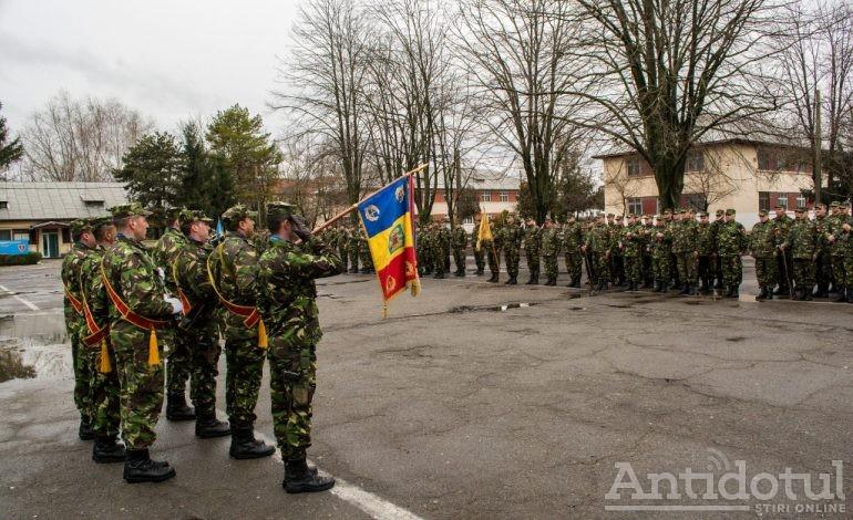 Uite mamă, trec soldații! Vineri, la Galați va avea loc o amplă ceremonie dedicată militarilor care se întorc din război