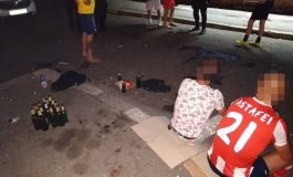 Street food de Covurlui: gălățenii sunt mari consumatori stradali de băuturi alcoolice și de semințe