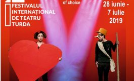 """""""Monstrul Nisipurilor"""" astăzi la Festivalul Internațional de Teatru Turda"""