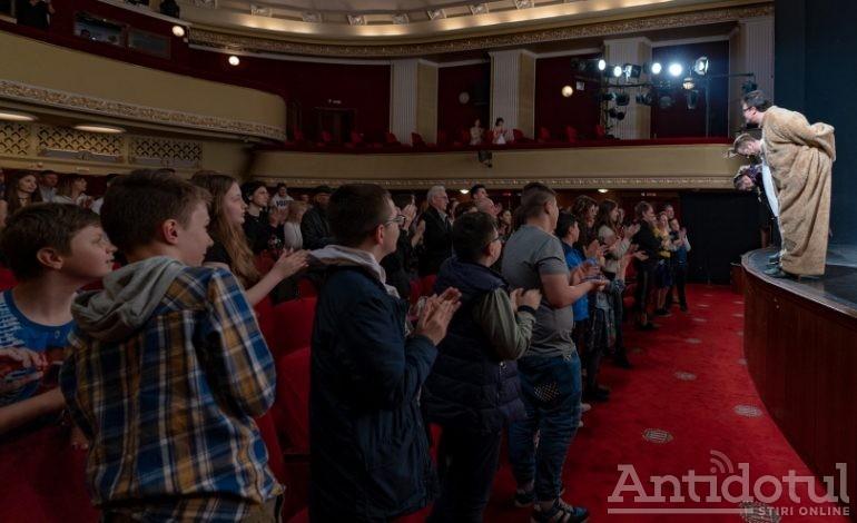 Final de stagiune la Teatrul Dramatic!