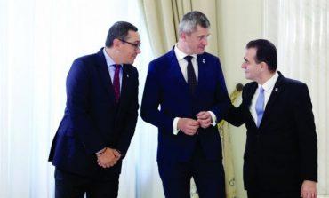 Ludovic Orban a ajuns la mâna lui Ponta. Guvernul PNL depinde de ProRomânia. Ce condiţii au pus partidele de Opoziţie