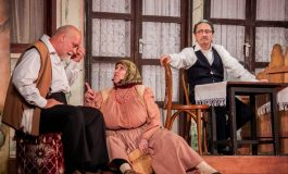 """Programul din acest weekend la Teatrul Dramatic din Galați: premiera """"Flu Flu"""" și spectacolul """"Take, Ianke și Cadâr"""""""