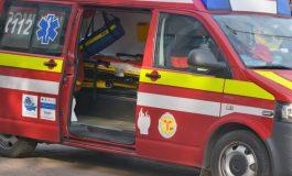 Accident spectaculos pe DN2B: două mașini s-au lovit frontal și au ricoșat în alt autoturism