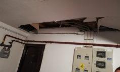VIDEO Un apartament din Galați a sărit în aer. Experții vor stabili dacă a fost afectată structura de rezistență a blocului