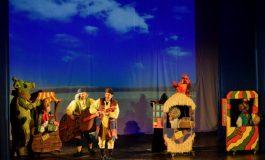 """Fascinanta poveste """"Frumoasa și Bestia"""" te așteaptă duminică la Teatrul """"Gulliver"""""""