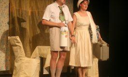 """O comedie neagră și o proiecție specială în acest weekend  la Teatrul Dramatic """"Fani Tardini"""""""