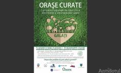 "Campania ECOTIC ""Orașe Curate"""