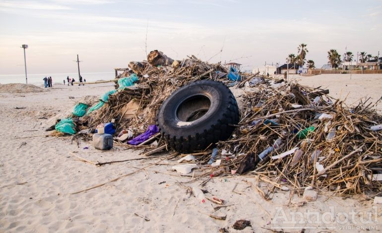 Marea Neagră – coșul de gunoi al țărilor din Est