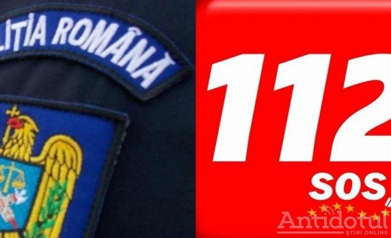 """Un tânăr """"sclipitor"""" din județul Galați a ajuns la pușcărie după ce a sunat la 112"""