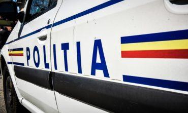 Accident cu patru răniți la Galați. O mașină s-a răsturnat pe un drum județean