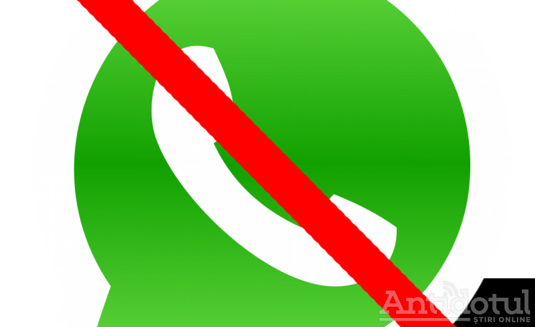 WhatsApp nu va mai funcționa pe toate telefoanele