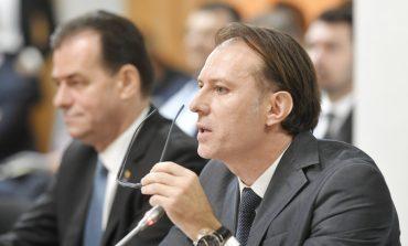 Senatul votează, astăzi, moţiunea simplă împotriva lui Florin Cîţu, la doar o lună de la preluarea mandatului de ministru al Finanţelor
