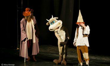"""""""Jack şi fasolea fermecată"""", povestea săptămânii la Teatrul Gulliver"""