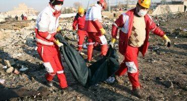 Cinci ţări cer Iranului despăgubiri pentru rudele victimelor din avionul doborât cu rachete