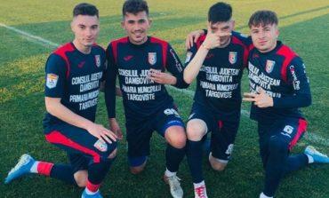Formaţia Chindia Târgovişte a încheiat cu victorie cantonamentul din Turcia: scor 3-1 cu Rotor Volgograd