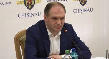 """Şefa Direcţiei generale educaţie, tineret şi sport şi-a depus demisia. Ceban: """"A avut multe încălcări pe parcursul activităţii sale"""""""