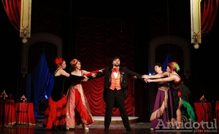 """Opereta """"Silvia"""" revine la început de an, la Teatrul Național """"Nae Leonard"""""""